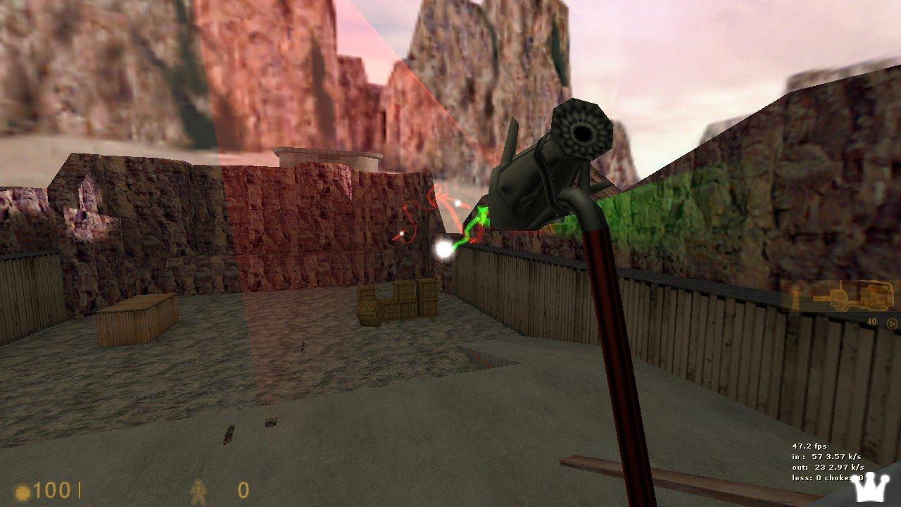 rocket crowbar 2